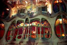 Architecture - Gaudi / by Chris Cantrelle