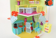 Toys and Book for the Twins / I love finding creative toys for The Twins to enjoy! Any suggestions? Just leave a comment! xxNG / by Nancy Grace