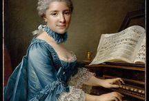 1750s Fashion, History, and Styles / by Amanda Perkins
