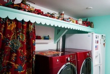 Laundry Room / by Heather Cleckler Newman