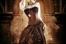 Steam Punk  / by Anthony Carter