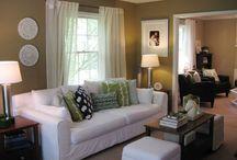 Home: Lounge / by Zoe Hurtado