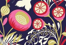 floral patterns / by Stephanie Watson