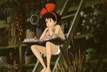 Studio Ghibli / by Sara Infante