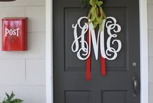 door decoration! / by Suzanne Tildsley