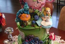 Movie & TV Show Cakes / by Cake Decorating