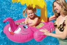 Swimming Pool Toys and Accessories / by Martin Jackson