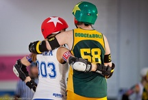 Roller Derby we loved! / Around the World / by Roller Derby Bogotá Colombia Rock N Roller Queens