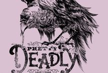Pretty Deadly Trading Post / Pretty Deadly retail therapy / by Kelly Sue DeConnick