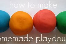 crafts w/ the kids / by Marylou Woods