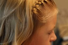 hairstyles for faith / by Kristi Miller