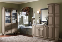 Bathroom Ideas / by Hoffman Kitchen and Bath