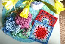Crochet! / by Sara Nagy