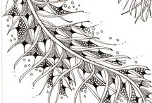 Line, Dot, Squiggle / by Linda Chitturi