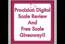 Review & Free Digital Scale Giveaway! / by Weight Watcher Girl