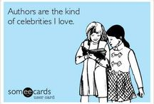Authors are Celebrities! / by Prospect Library