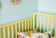 nursery ideas  / by Sarah Thompson
