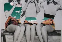 Collage Girls / by J J