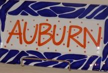 ~ Auburn Love.....WAR EAGLE ~ / by Beverly Cross