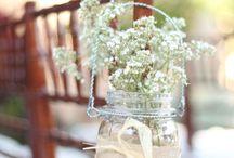 Wedding decor  / by Trina Pearson