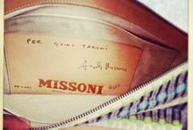 Document Holders  / by Missoni