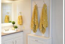 DIY Bathroom Ideas / by Megan {Our Pinteresting Family}