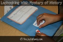 Mystery of History / by goingsewcrazy