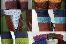 Crochet ideas / by Kiri Roeseler