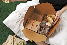Picnic menus / by Becky Rappe