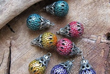 painting metal jewelry / by Sharon Crabtree