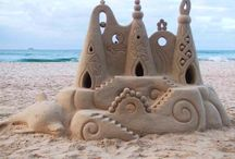 Sand Castles / by Susie Sunshine