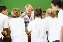 Middle school science / by Renda Stone