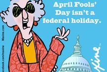 April Fools Day / by Lynn Morris