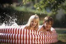 Water fun: Kiddies / Splash time is fun - but keeping it clean takes work / by Christine Sinclair