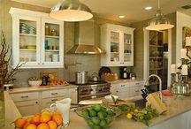 kitchen ideas / by Kristin Bustamante