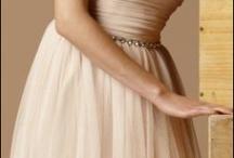 Bridesmaid dress ideas / by Molteno. Bespoke Couture