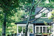House exteriors / by Jessica Graham (hellolittlebungalow)