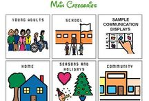 Pecs And Visual Aids / by SpecialNeeds ParentsAssociation