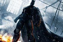Batman: Arkham Origins / by Carlos Rodriguez