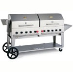 Crown Vertity / Crown Verity leads the outdoor and portable food service equipment market in North America.  For over a hundred years, the Verity name has been a catalyst for contemporary products in markets throughout North America. Keeping with his namesake, Bill Verity released his own state-of-the-art product: an improved commercial barbecue. http://www.bbqing.com/store/shop/showproducts.cfm?catid=2&subid=20&products=list&classid=1 / by BBQing.com