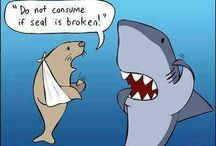 funny stuff / puns jokes pics / by Aly Pink