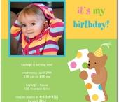 Birthday Ideas / by Arlene Goyena-Sy