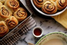 Baked Goods Friday / Building workplace culture, one thousand calories at a time.  / by Annie Streater