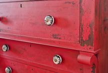 Milk Paint Inspiration / by The Ironstone Nest