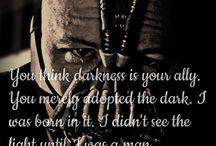 Batman / by Dakota R
