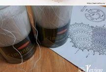 Crochet - collars / by Diana Richardson