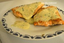 Fish and seafood recipes / by Susan Hedgecock