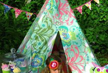 Camping Goodies - Etsy Treasury / Some lovely goodies on Etsy to spice up your camping trip. / by The Zany Knits