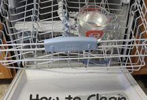 Cleaning tips / by Tammie Swan