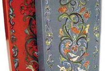 Rosemaling (and other Norwegian stuff) / by Rachel Ritland